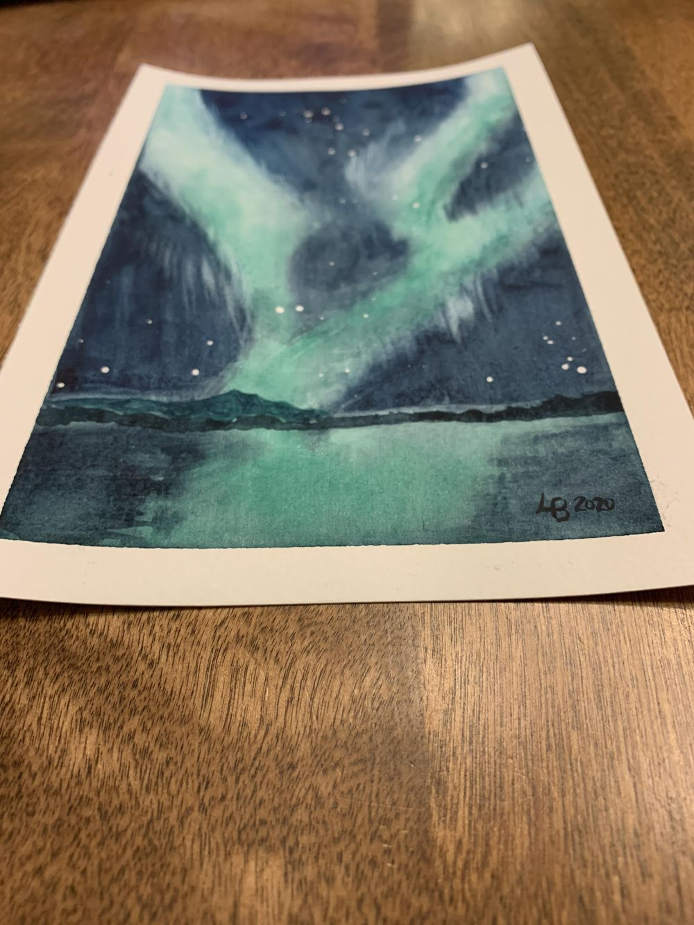 Northern Lights - image 1 - student project