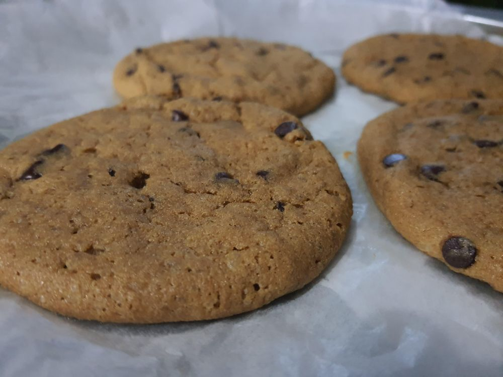 Chocolate Chip Cookies Batch 1 - image 1 - student project