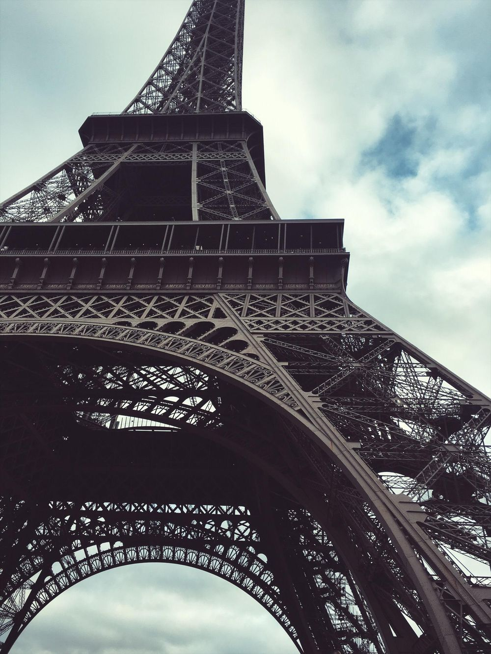 Eiffel Tower - image 2 - student project