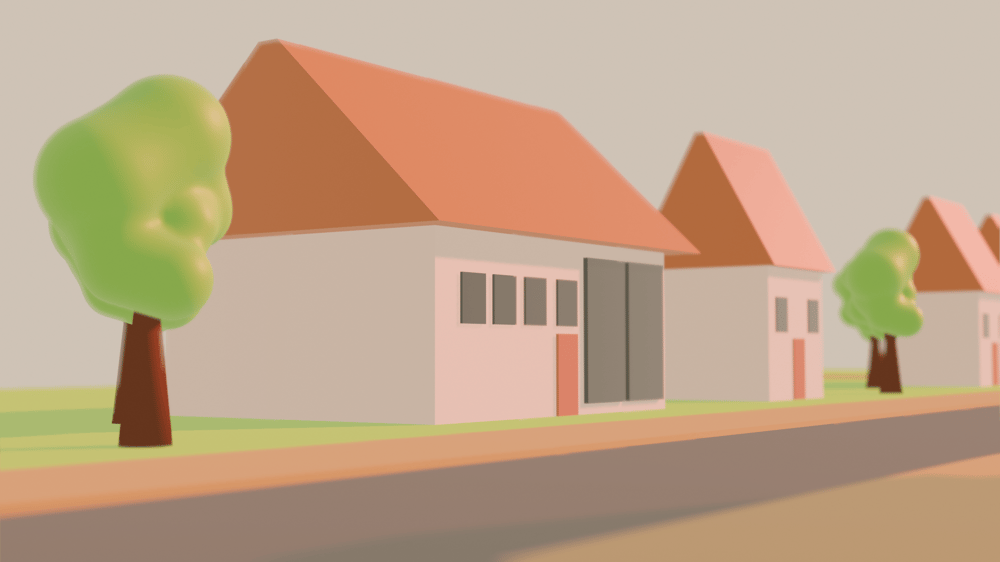 First Render <3 - image 1 - student project