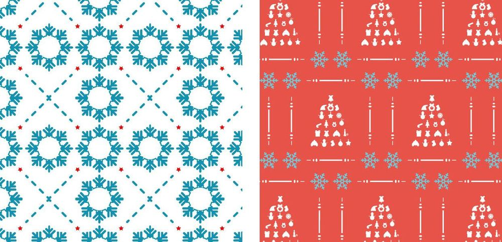Seamless Patterns - image 1 - student project