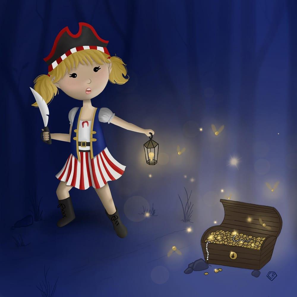 Treasure Hunt - image 1 - student project