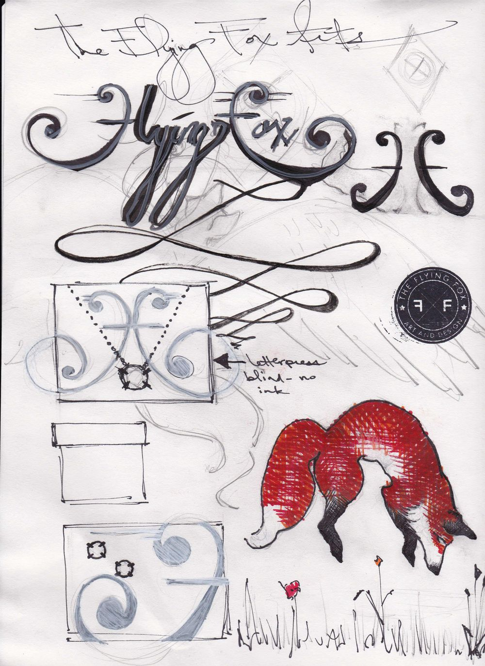 The Flying Fox Art and Design Neo-Victorian Jewellery Labels - image 1 - student project