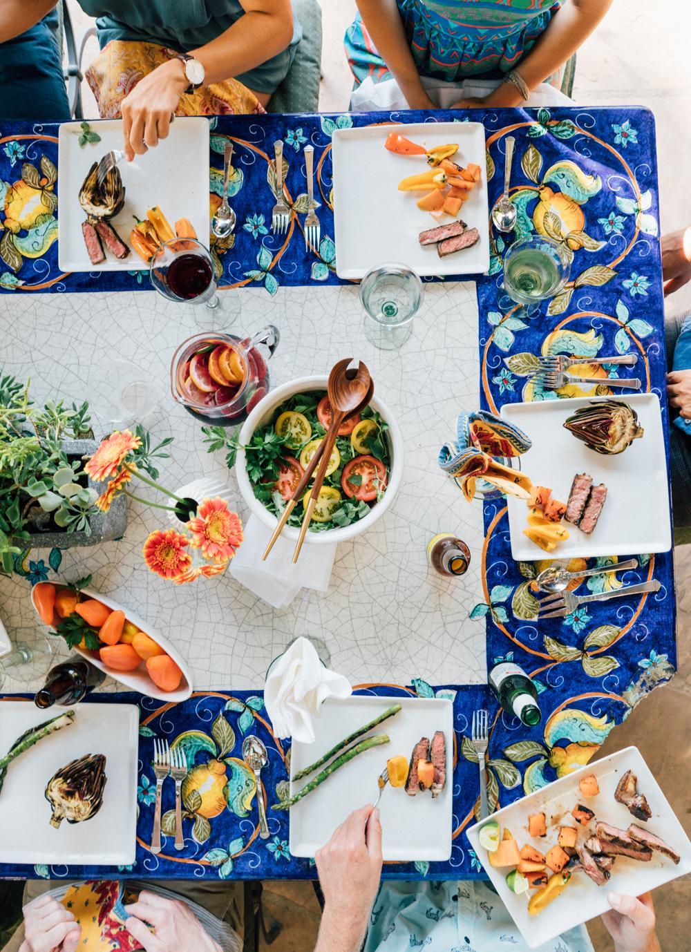 Backyard BBQ - Class Photos - image 10 - student project