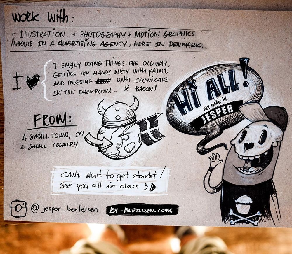 Johnny Cupcakes - Cupcake ad - image 1 - student project