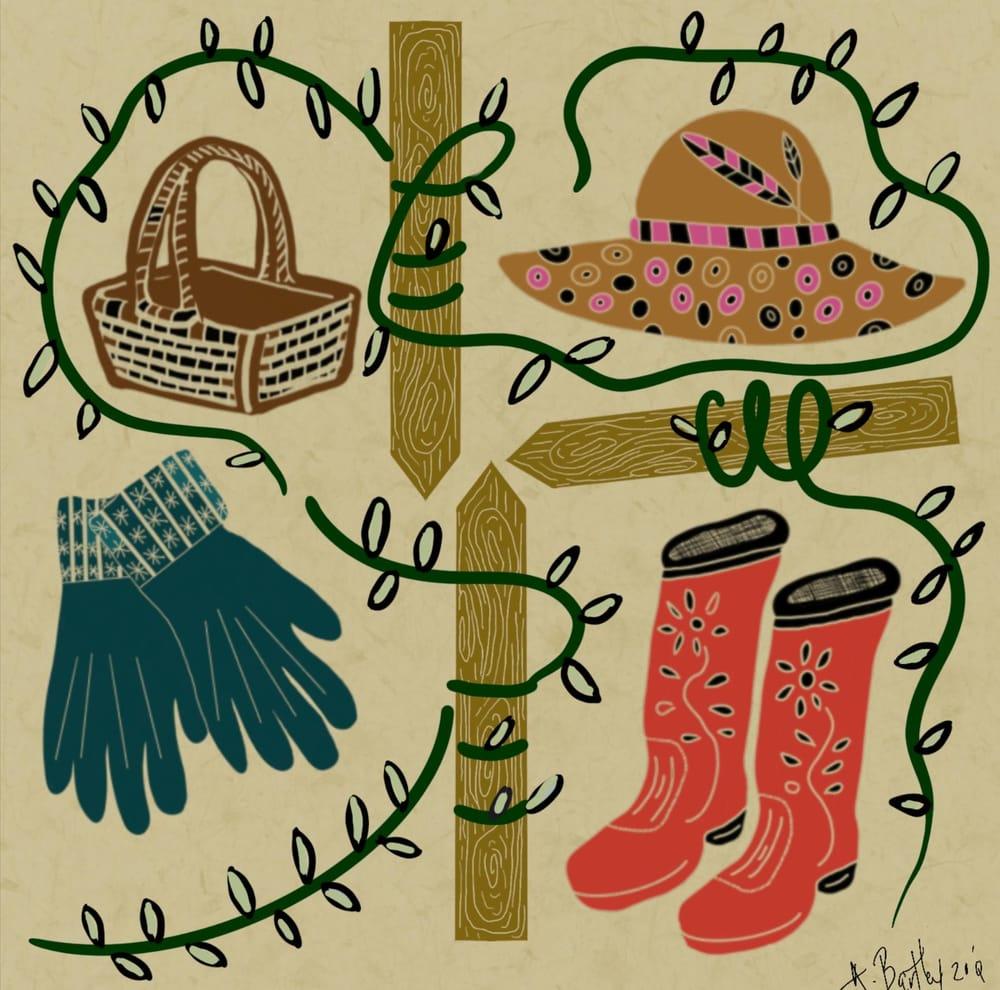 Folk Art Illustration ideas - image 1 - student project