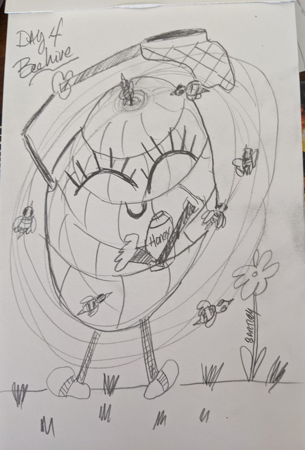5 minute drawing ideas - image 4 - student project