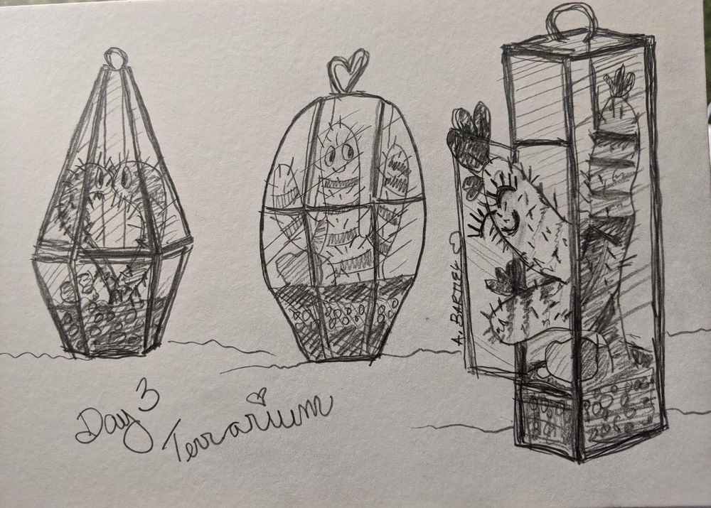 5 minute drawing ideas - image 5 - student project