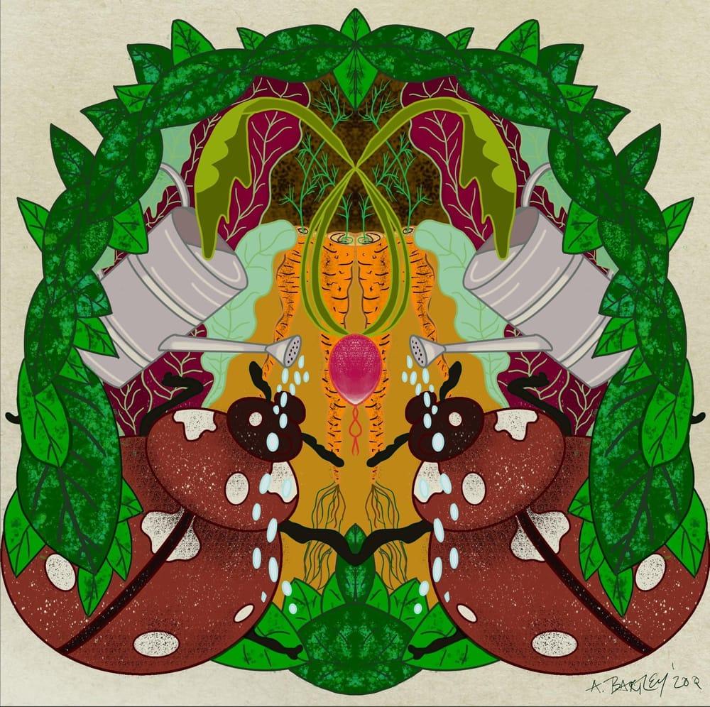 Folk Art Illustration ideas - image 3 - student project