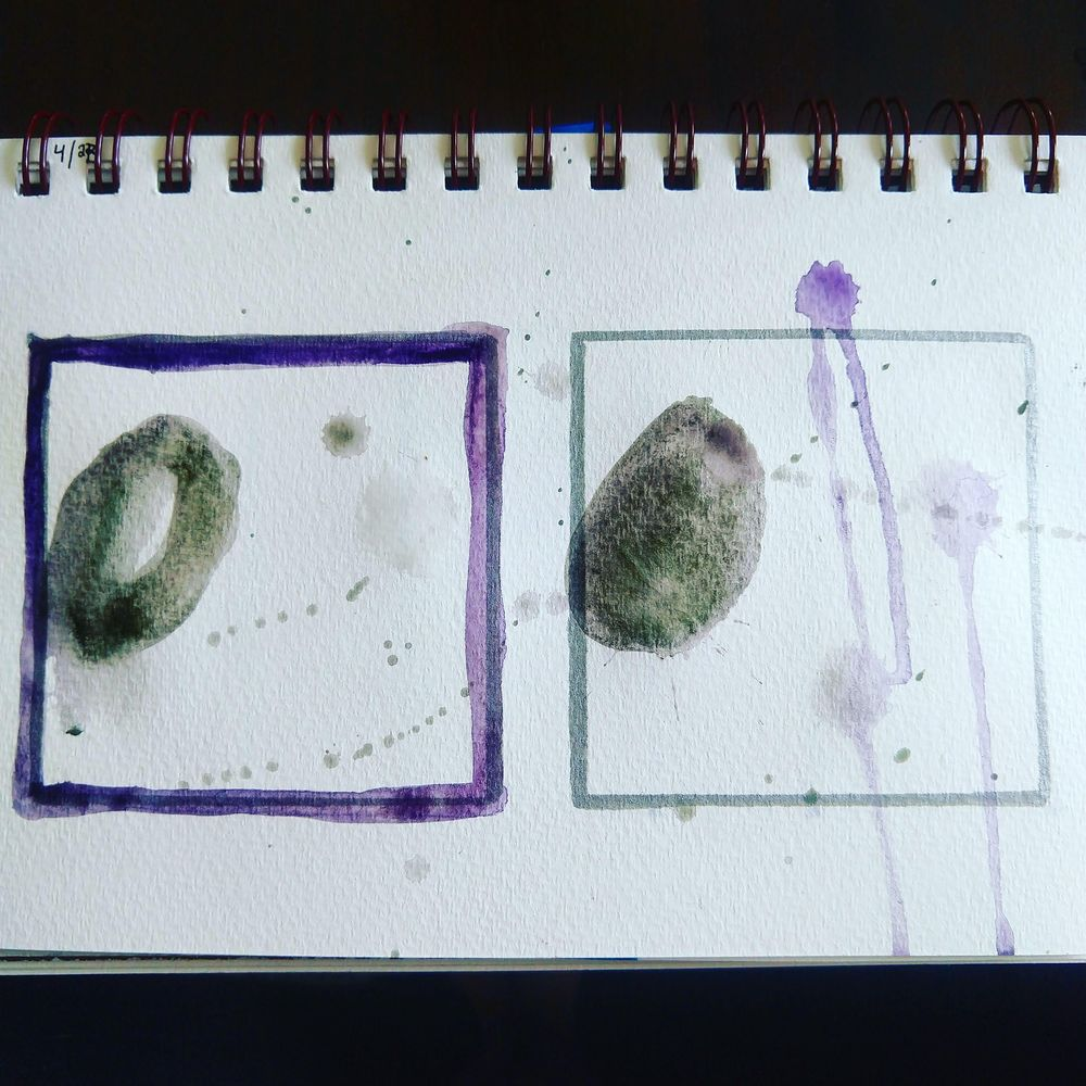 Visual Journaling - Drawing Feelings Project - image 4 - student project