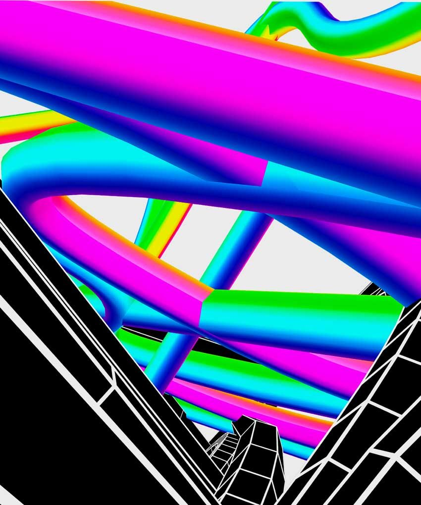 3x Trippy Architectural Designs - image 1 - student project