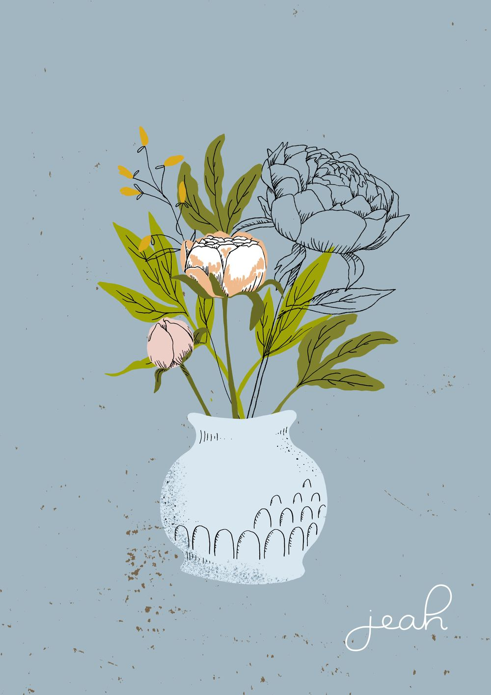 Orion bouquet - image 1 - student project