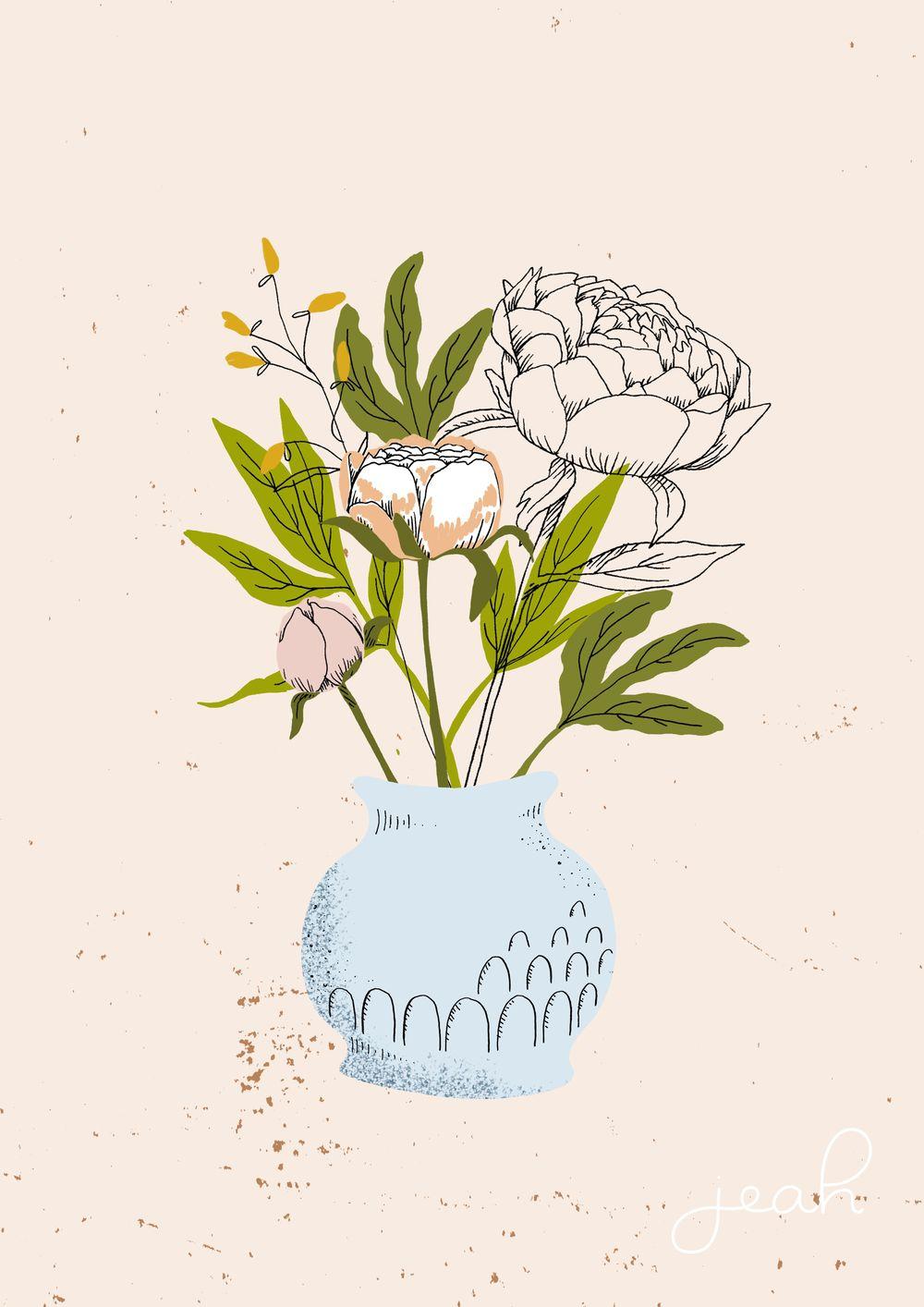 Orion bouquet - image 2 - student project
