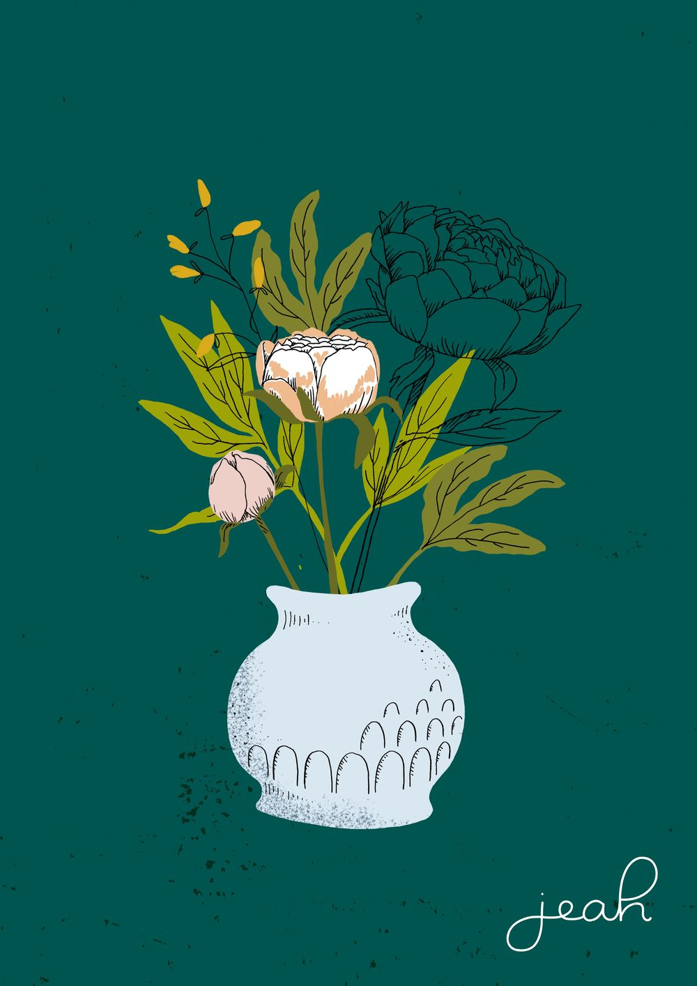 Orion bouquet - image 3 - student project
