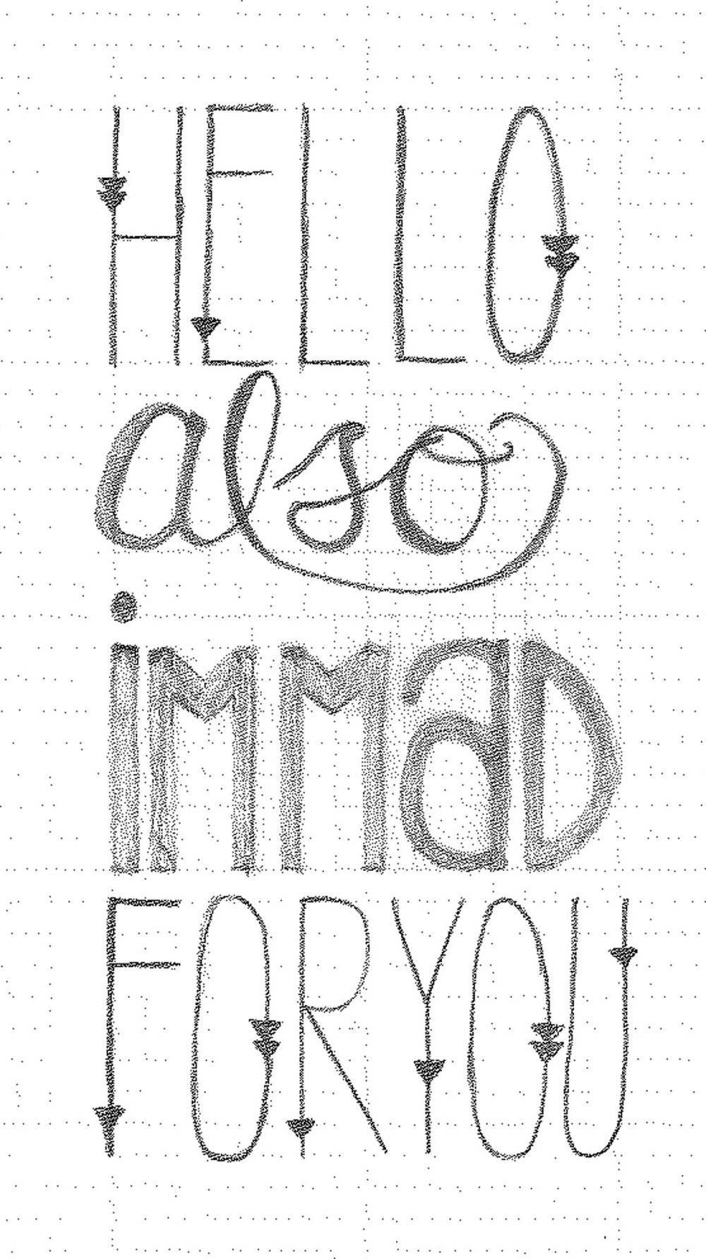 hello also i'm mad for you - image 1 - student project
