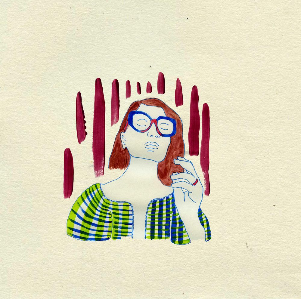 self-portraits in quarantine - image 4 - student project