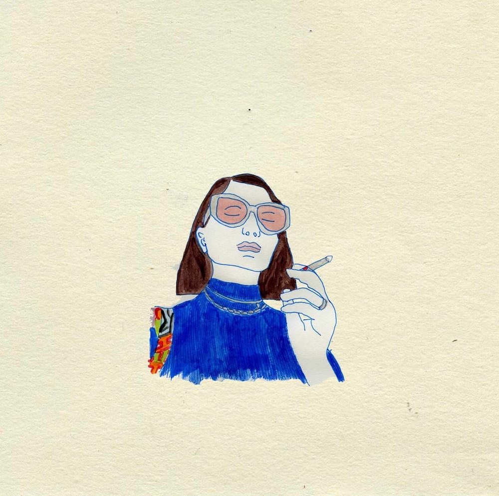 self-portraits in quarantine - image 2 - student project