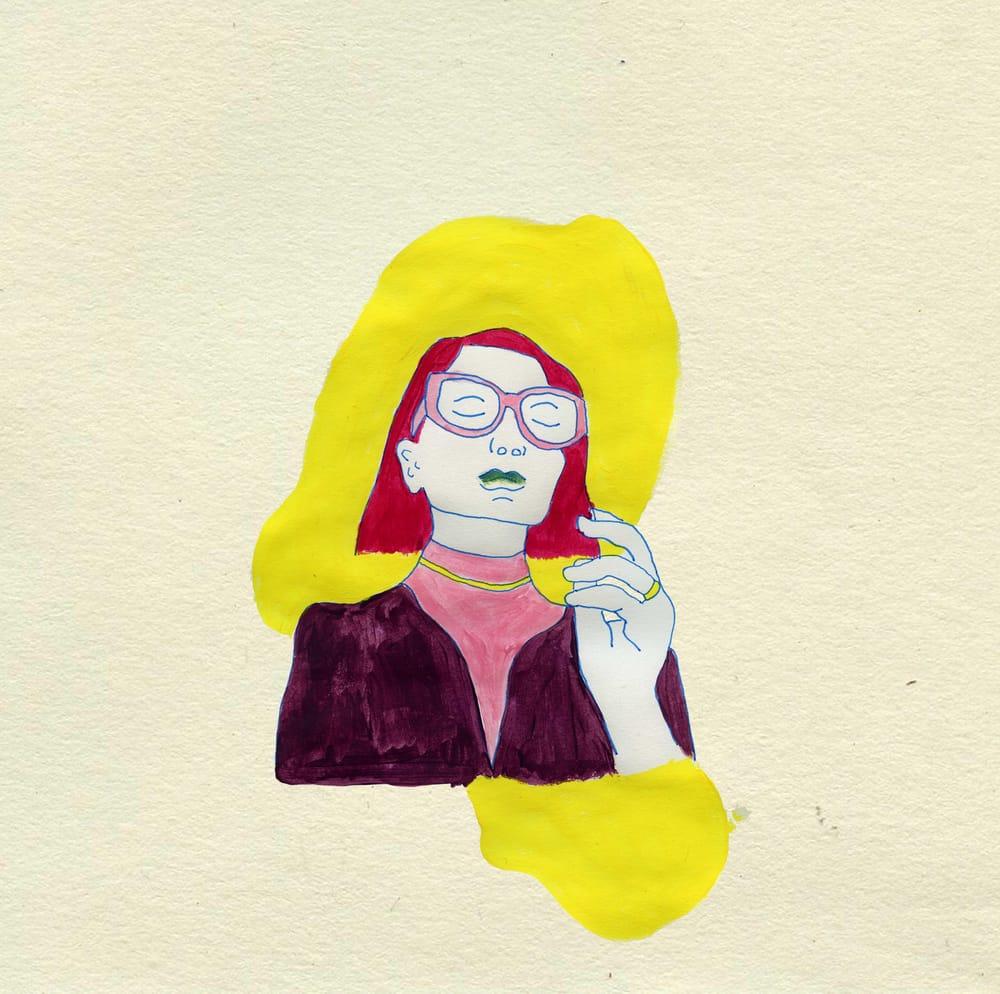 self-portraits in quarantine - image 3 - student project