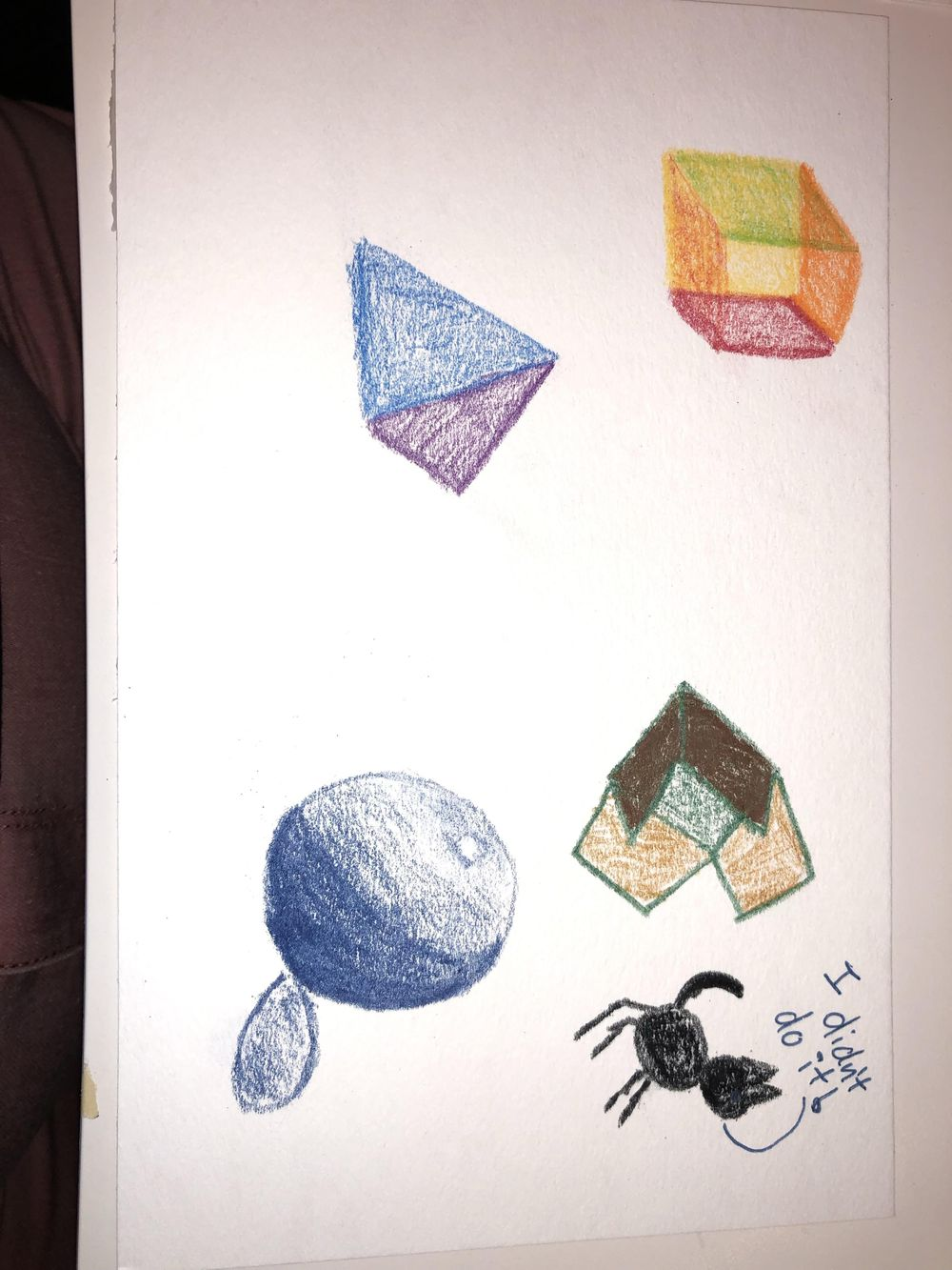 Day 1: Sketchbook Magic - image 1 - student project