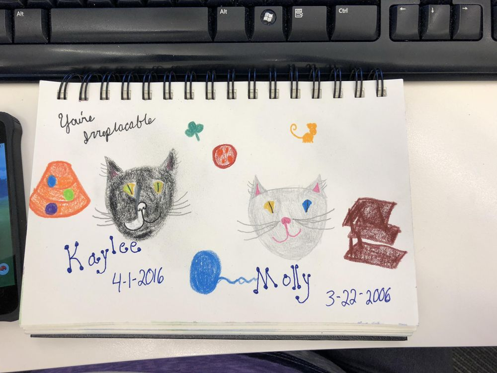 Day 1: Sketchbook Magic - image 2 - student project