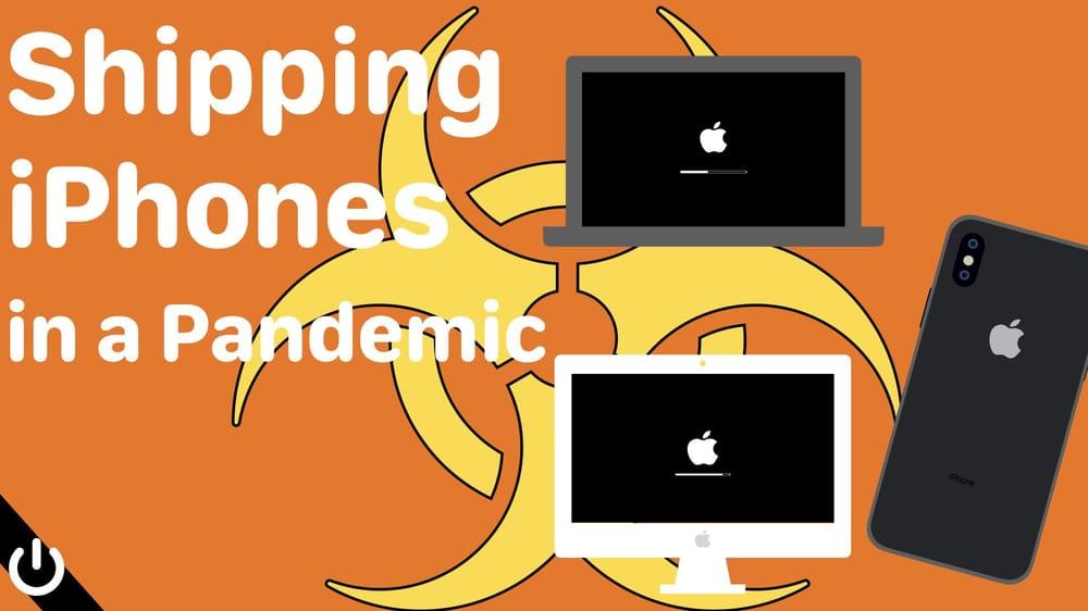 Apple's logistics during coronavirus - image 1 - student project