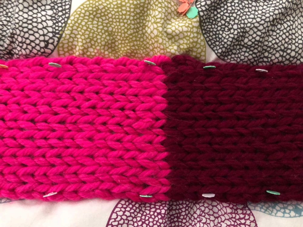 Fall Into Color Scarf - image 5 - student project