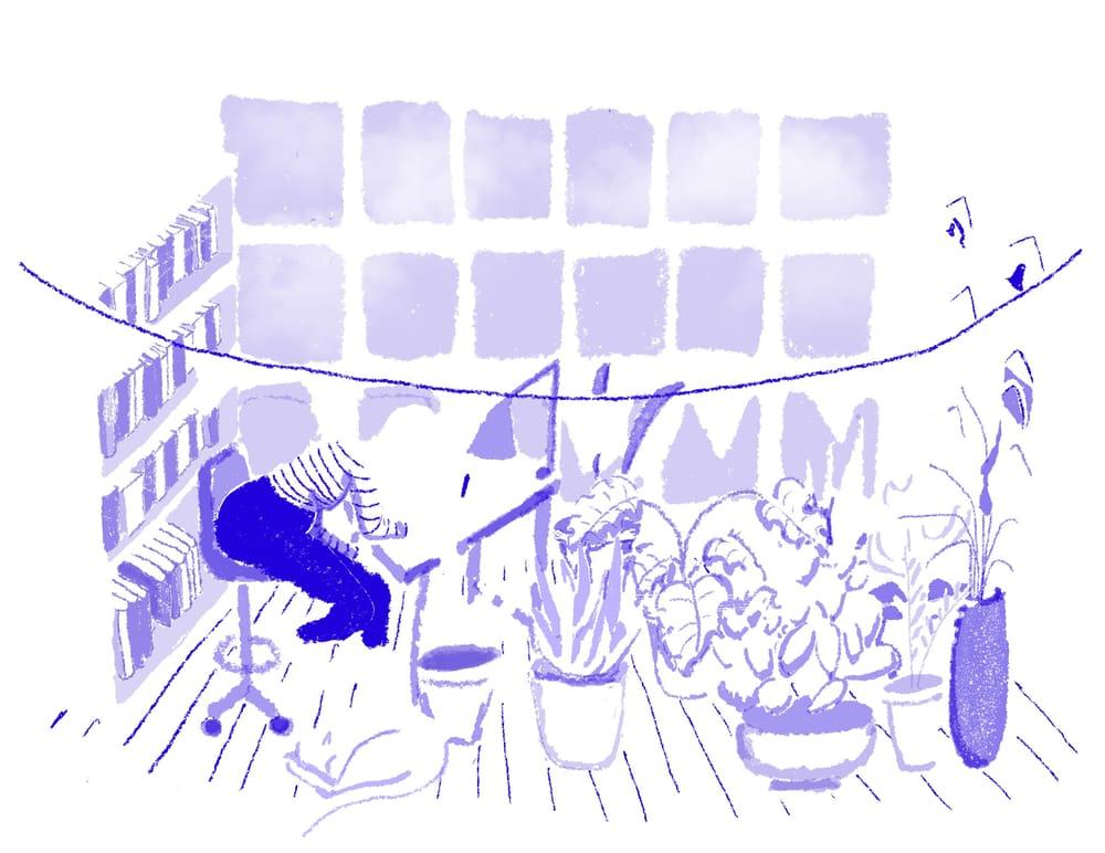My Dream Studio - image 3 - student project