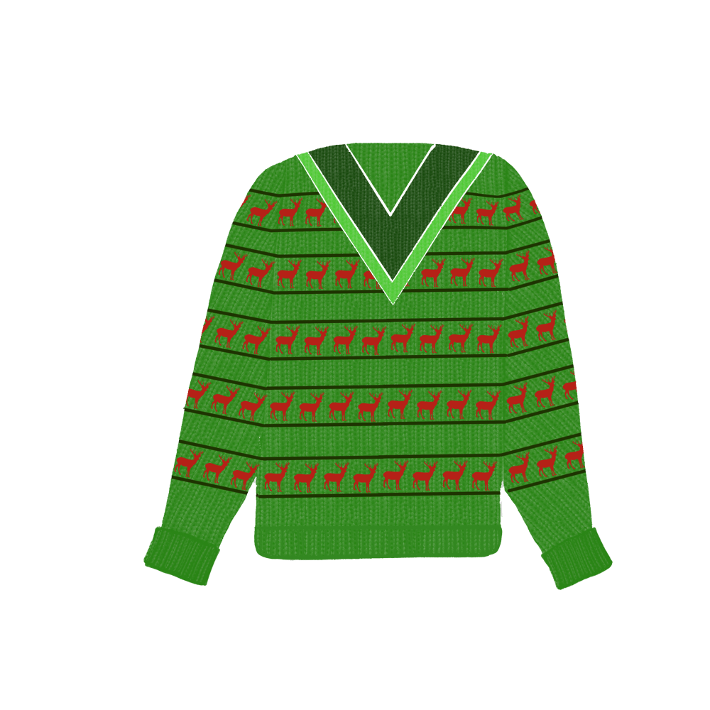 Christmas sweaters - image 1 - student project