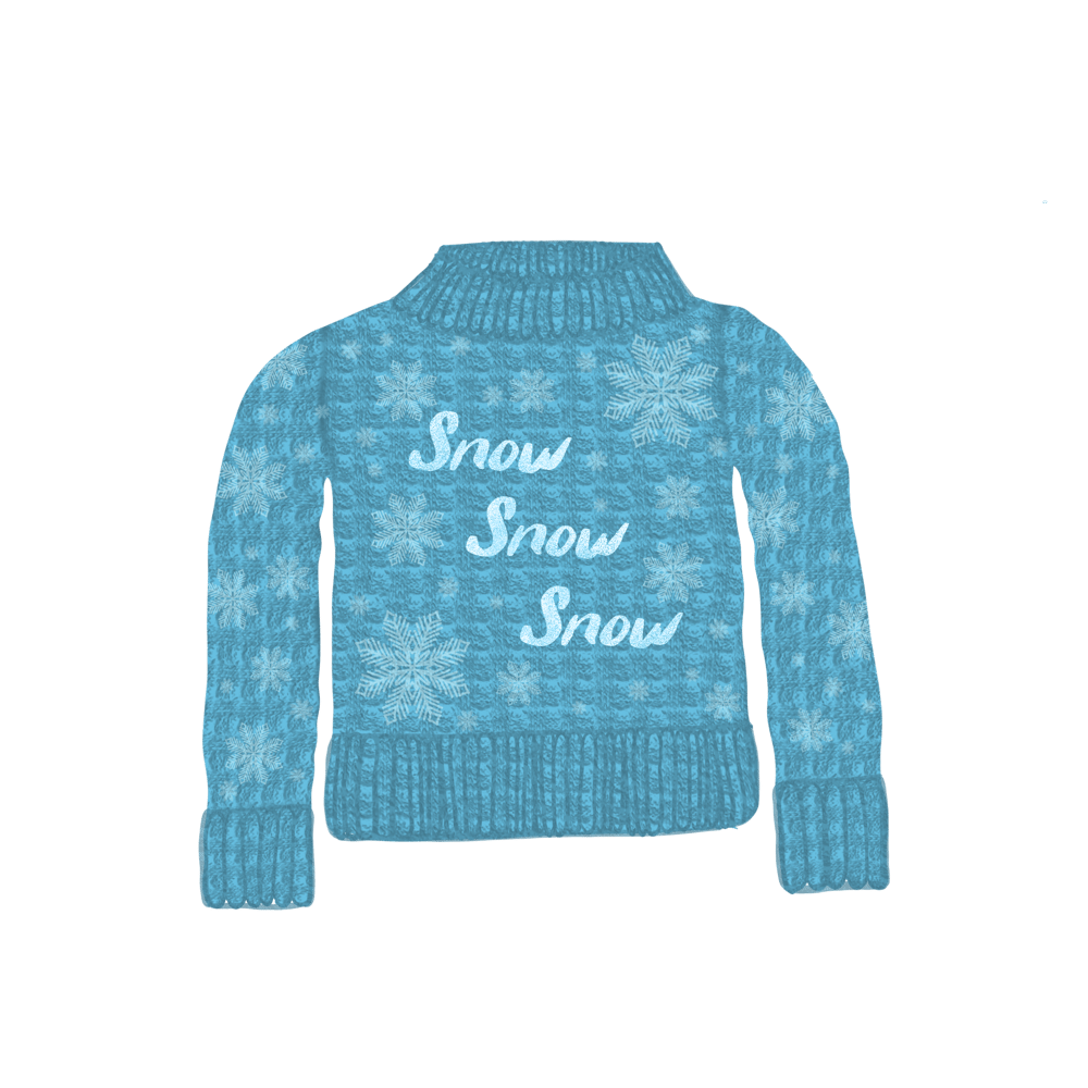 Christmas sweaters - image 3 - student project
