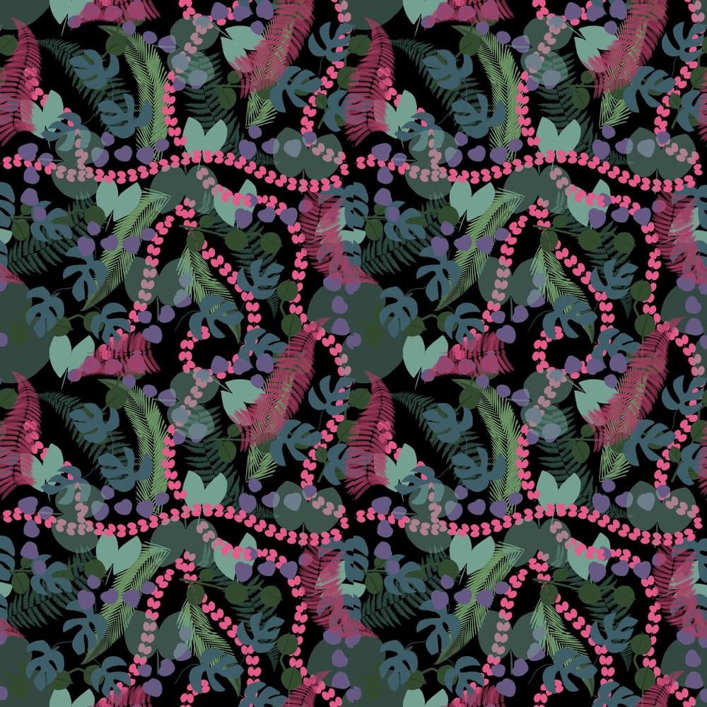 Leaf Brush pattern - image 1 - student project