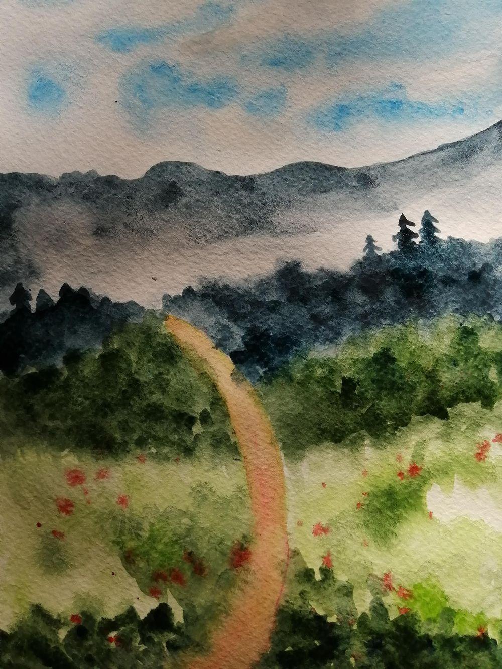 Landscape - image 1 - student project
