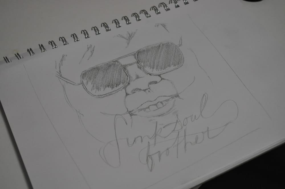 NINA - FATBOYSLIM - Sketches - image 1 - student project