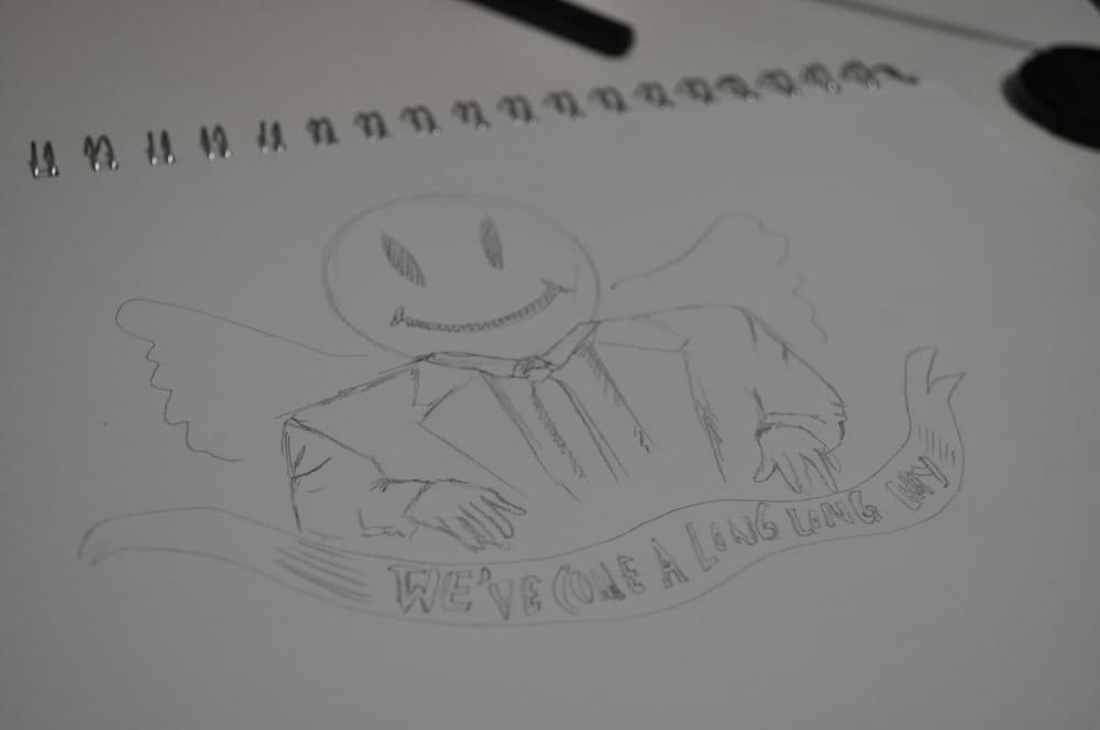 NINA - FATBOYSLIM - Sketches - image 2 - student project