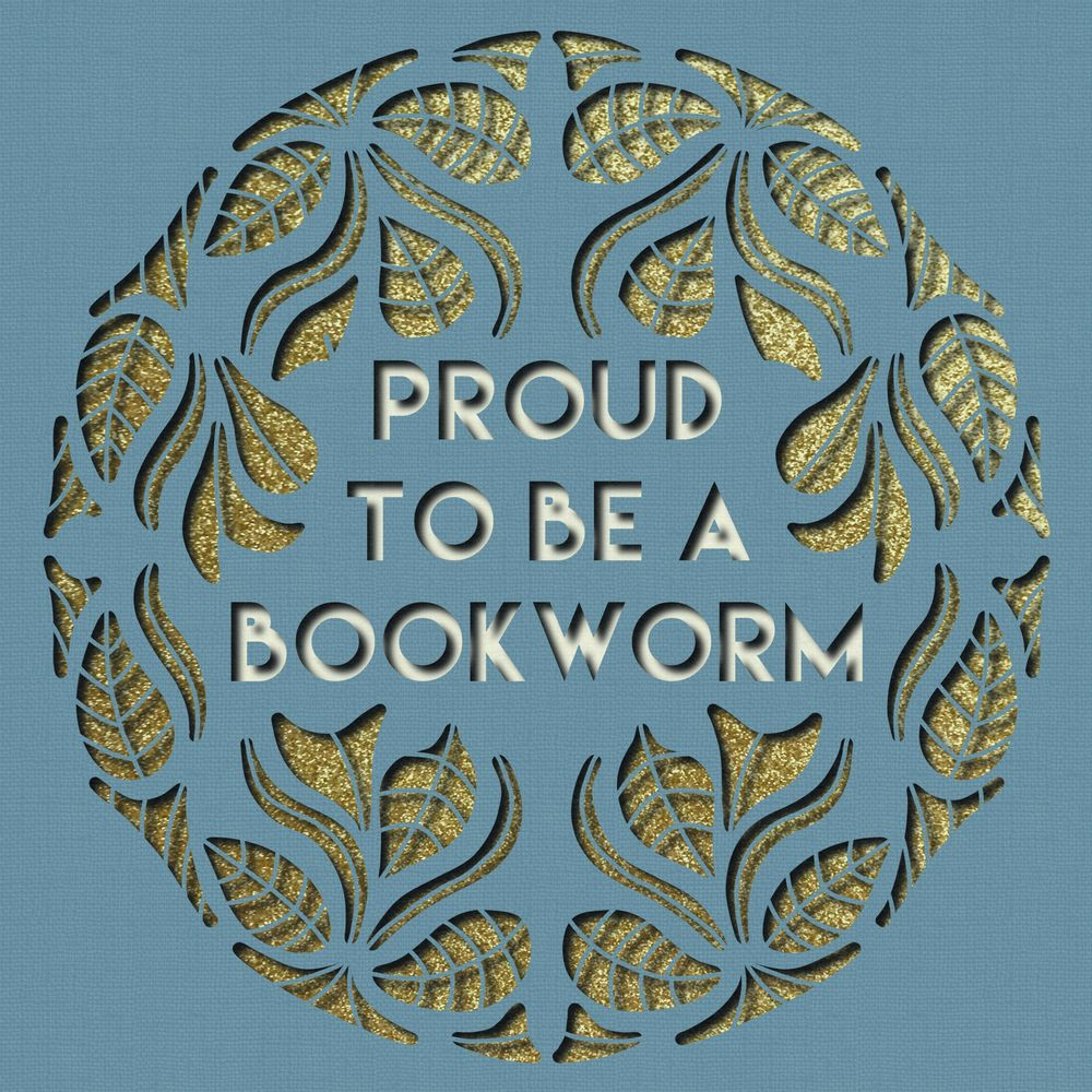 Proud to be a bookworm - image 3 - student project