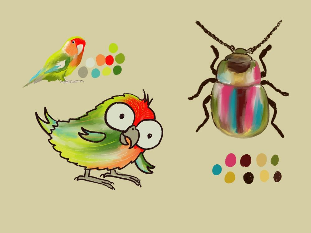 Lovebird - image 2 - student project
