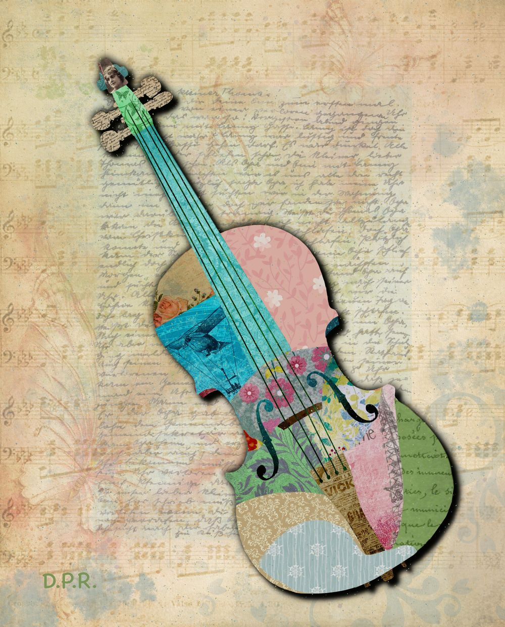Violin - image 1 - student project