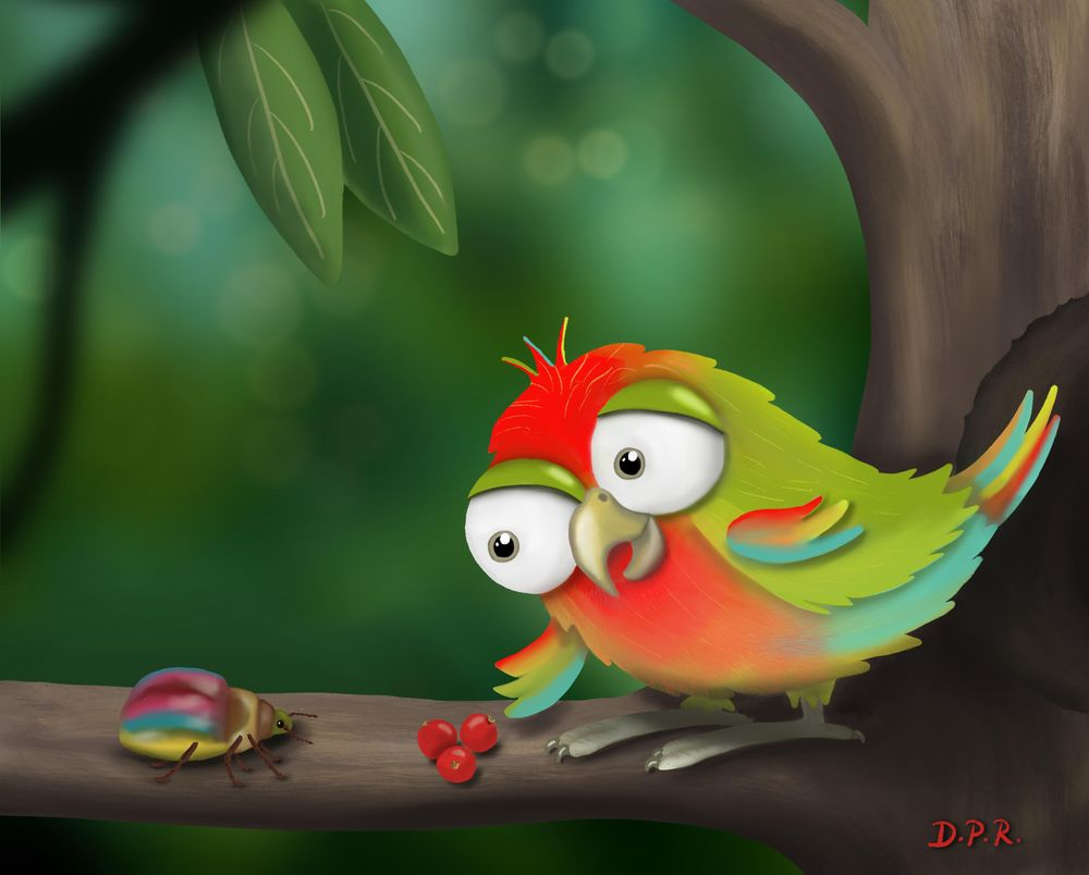 Lovebird - image 3 - student project
