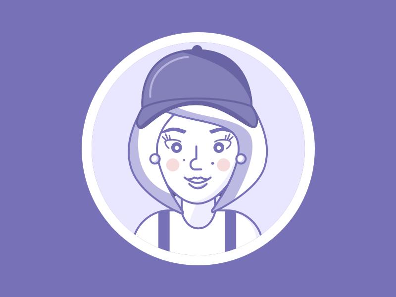 Purple Friend - image 4 - student project