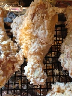 Fried Chicken & Biscuits - image 1 - student project