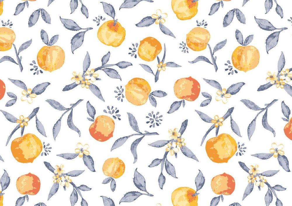 Melons and Peaches - image 11 - student project