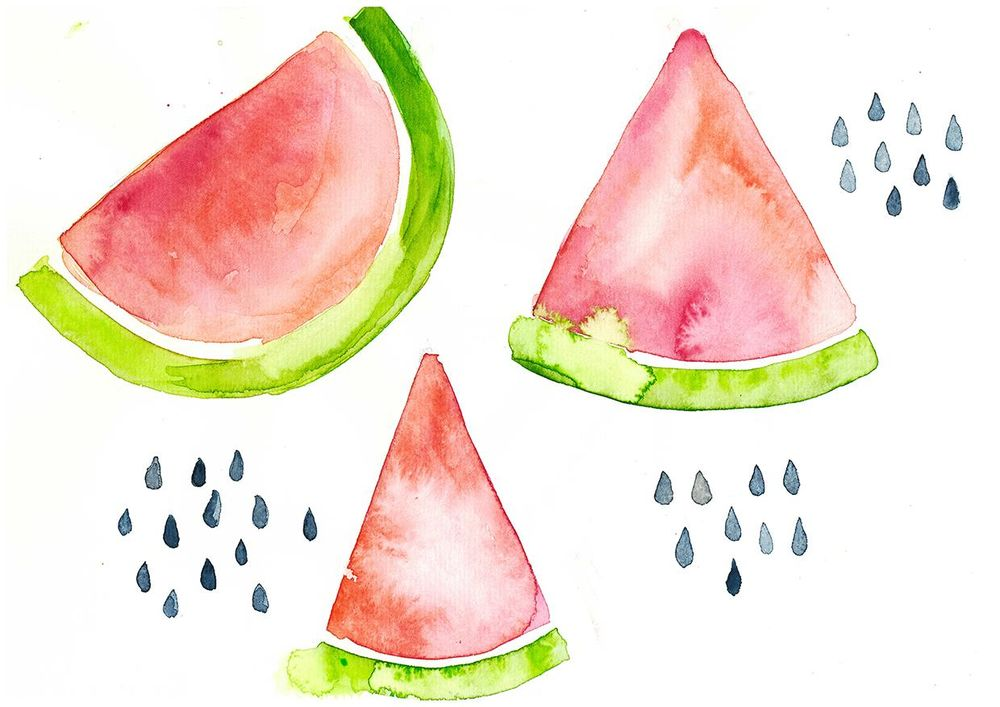 Melons and Peaches - image 1 - student project