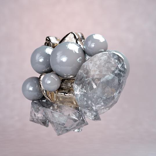 Gold Teeth + Diamonds - image 1 - student project