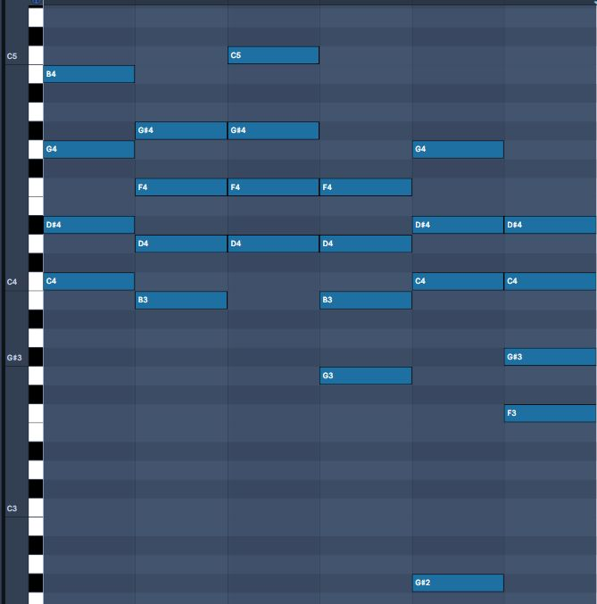 i liked how this chords sounds, there is something to improve ? - image 1 - student project
