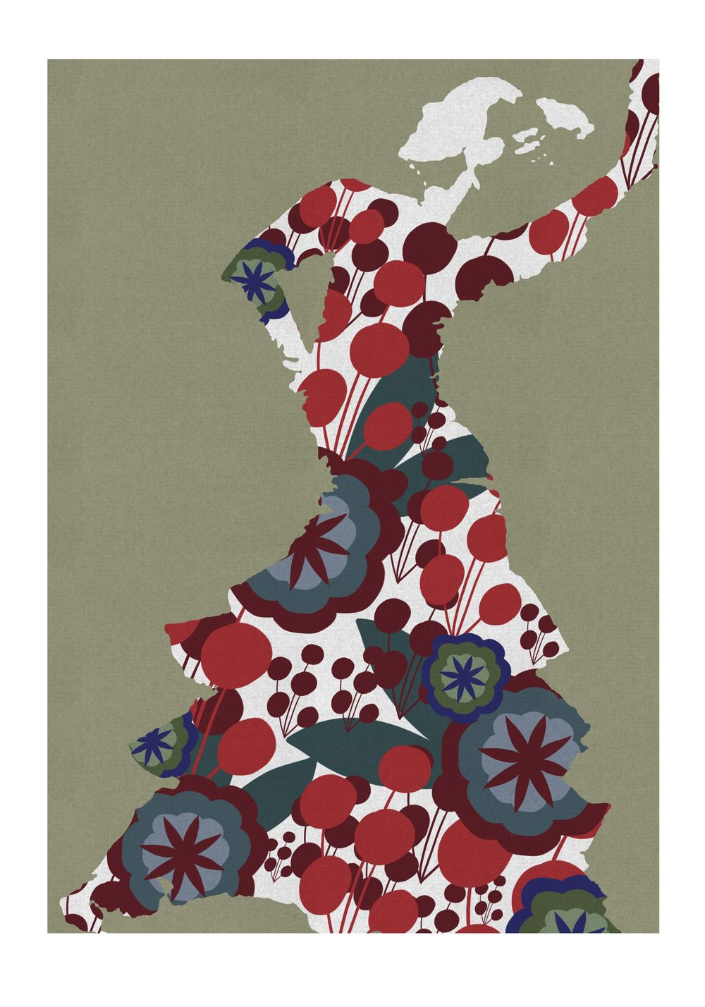 Flamenco Girl - image 1 - student project
