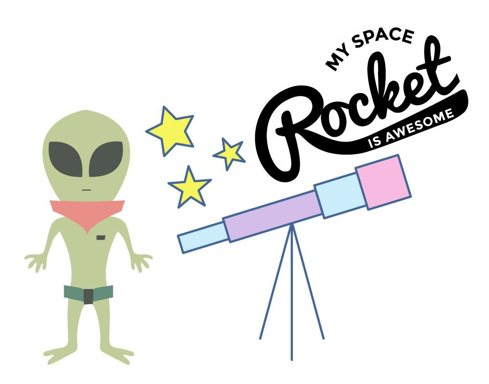 Alien - image 2 - student project