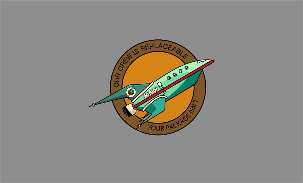 Futurama Logo - image 1 - student project