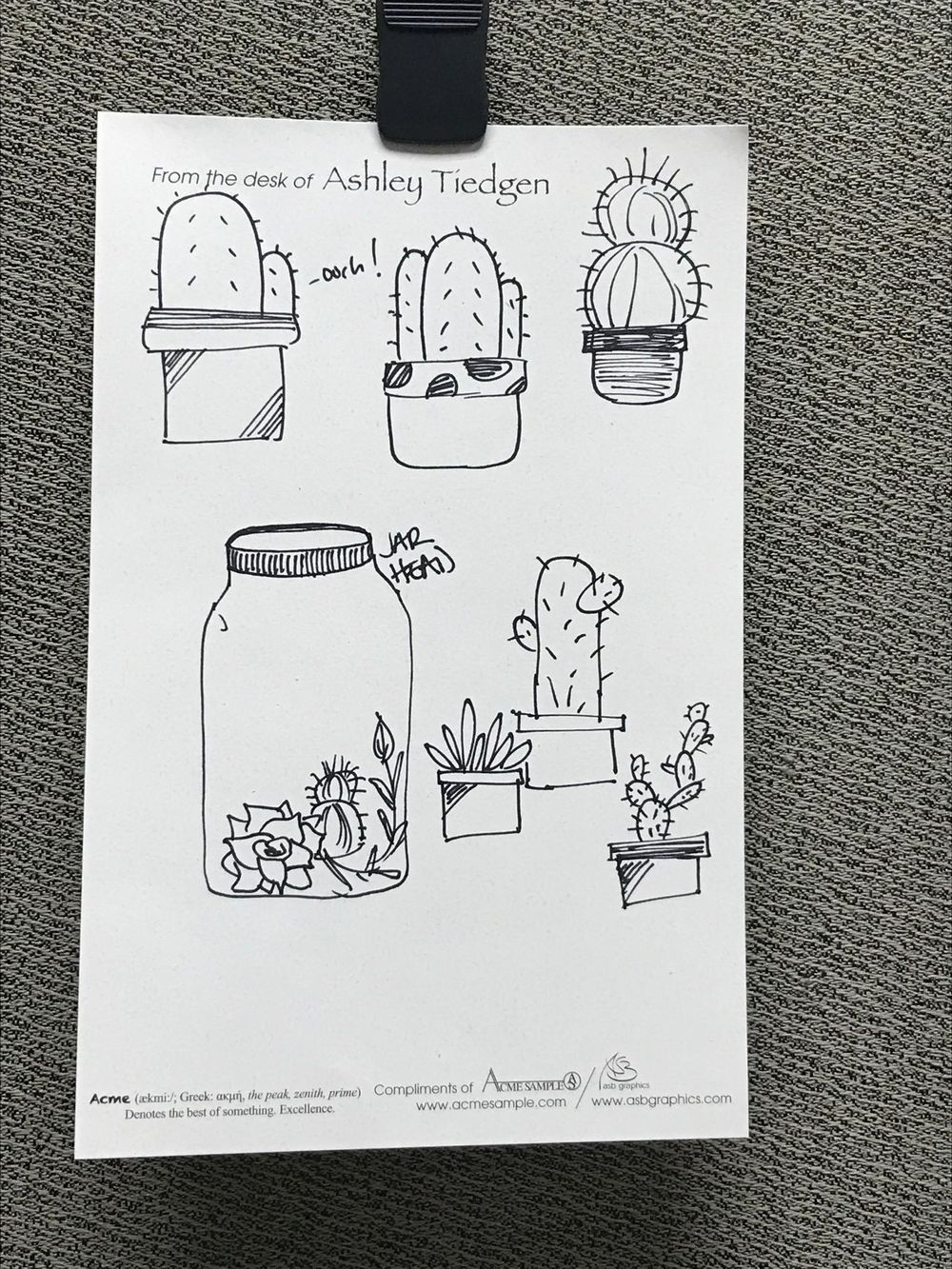 Sketches from Class - image 3 - student project