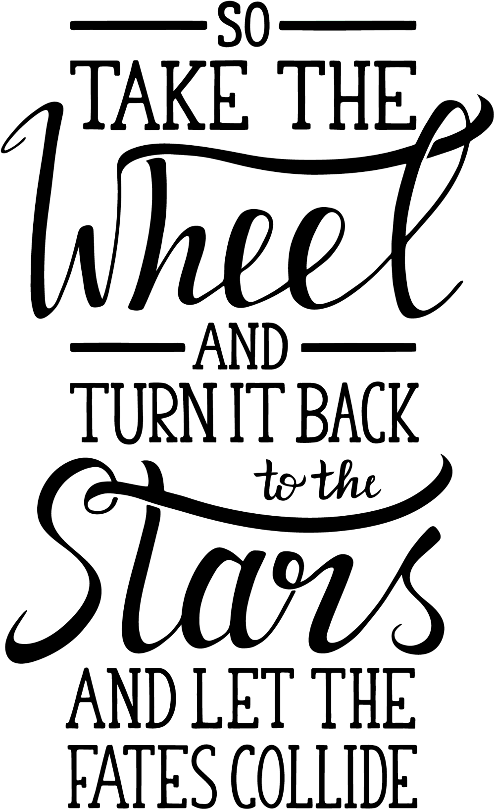 Take the Wheel... - image 1 - student project