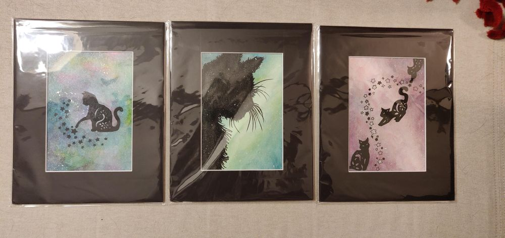 Matting Class Project - image 1 - student project