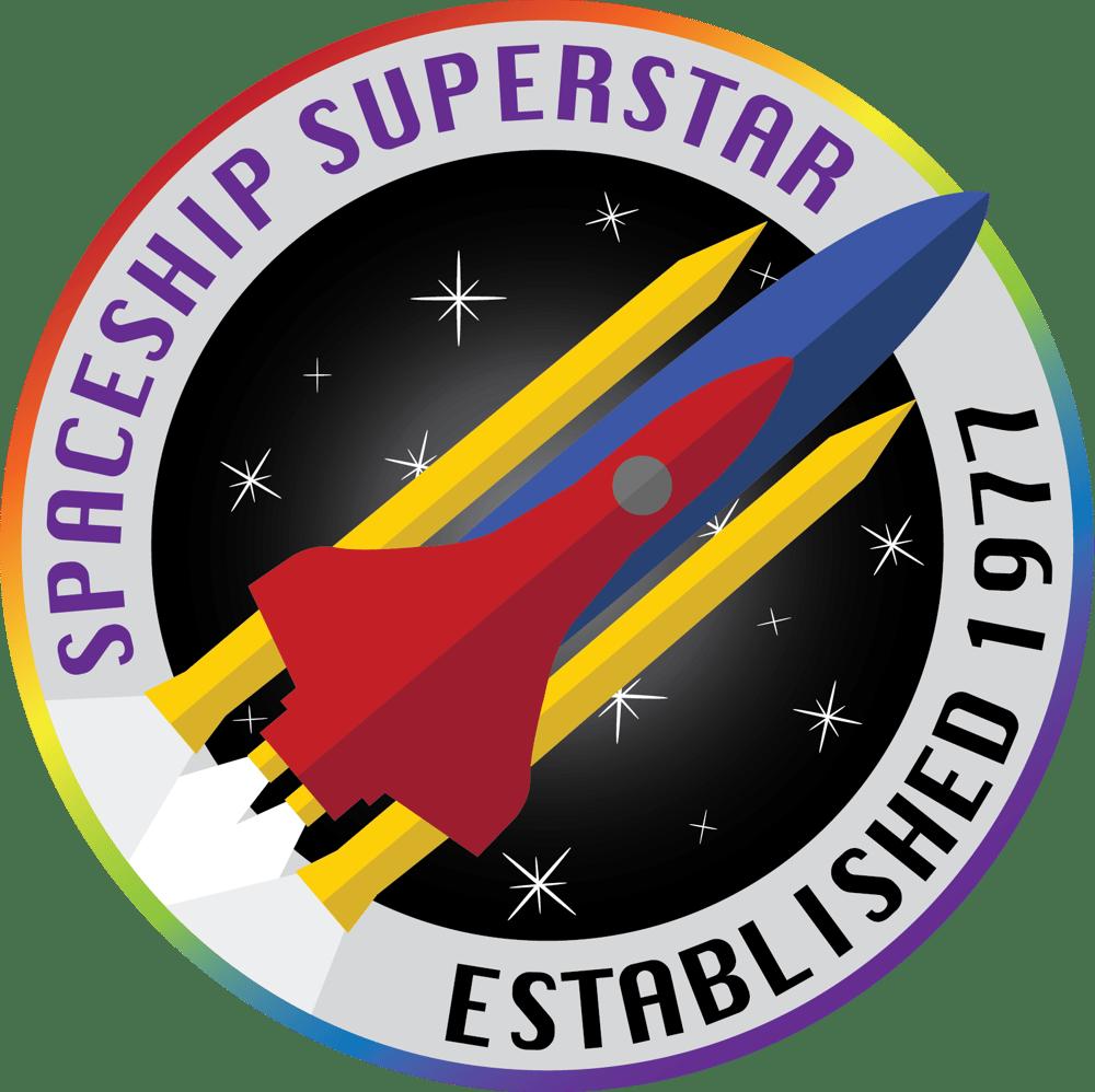 Rocket logo using pen tool & shape builder tool - image 1 - student project